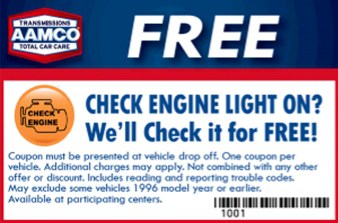 Free Check Engine Light Diagonostic